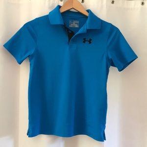 UA Boy's medium shirt